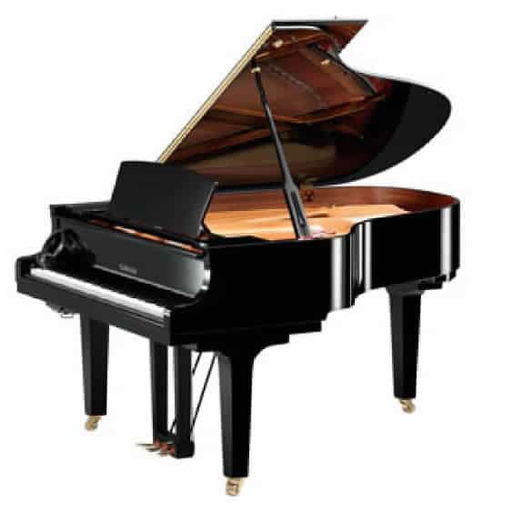 Second Hand Grand Pianos