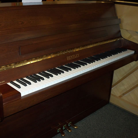 Second Hand Upright Pianos
