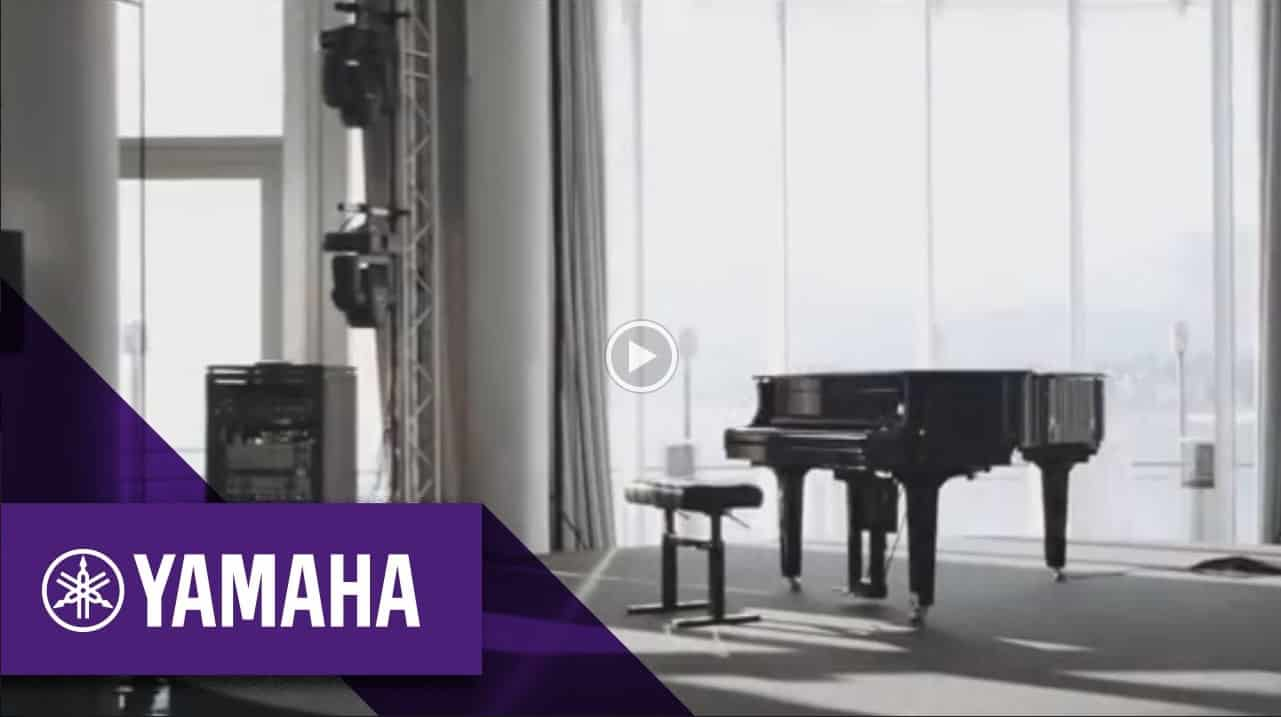 View the Yamaha Disklavier youtube video