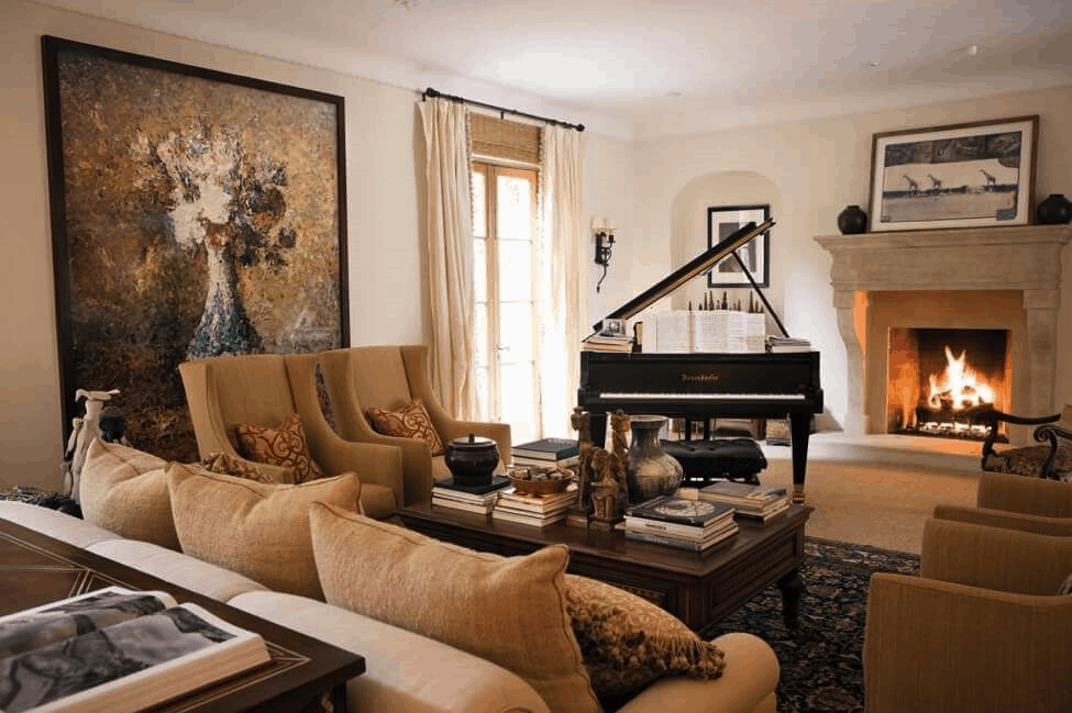 How A Grand Piano Can Be Used For Décor