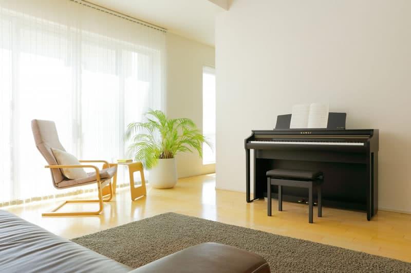 Digital Piano V Real Piano