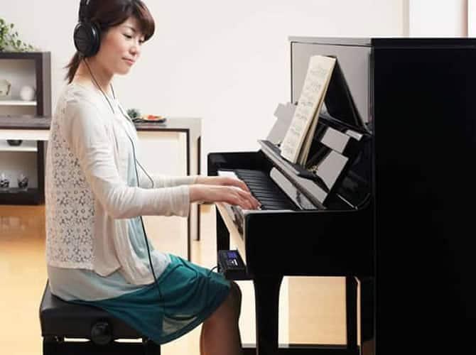 Hybrid / Silent Pianos